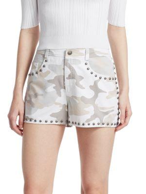 Ellie Camouflage Shorts