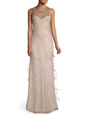 Manuela Sequin Gown