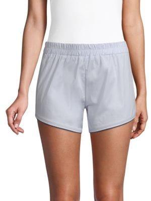MAISON DU SOIR Troy Pajama Shorts