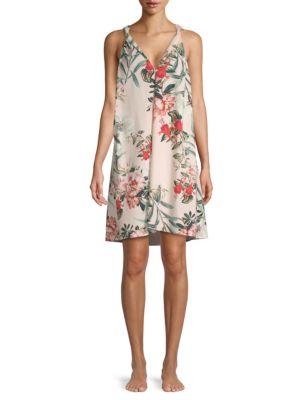 MAISON DU SOIR Emmie Floral Nightgown