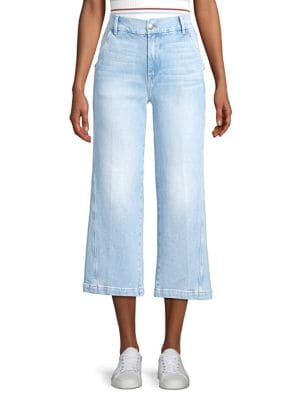 Twisted Seam Jeans