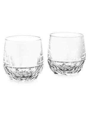 Monroe Old-Fashioned Glasses/Set of 2