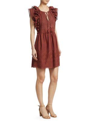 Lace Tunic Dress