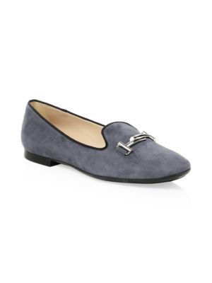 Double T Slip-On Loafers