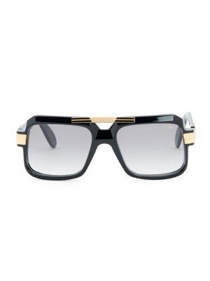 CAZAL 56MM Square Sunglasses