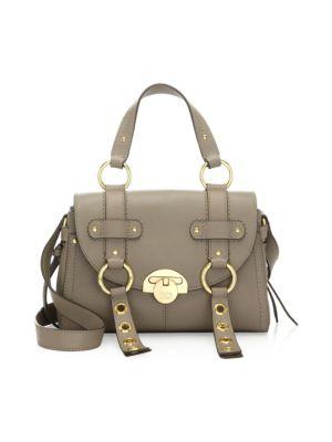 Allen Leather Shoulder Bag