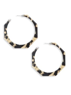 OCTA Hoop Earrings