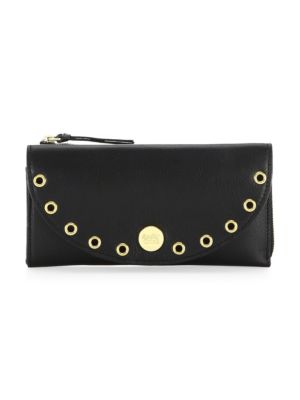 SEE BY CHLOE | Kriss Leather Long Wallet | Goxip