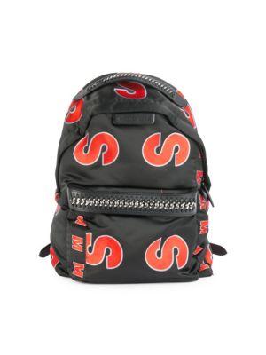 Big S Logo Backpack
