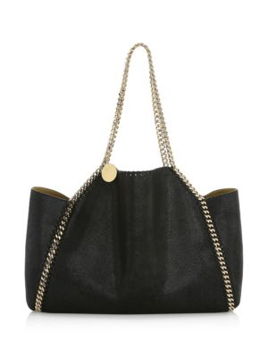 Reversible Chain Tote