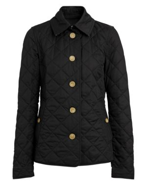 Frankby Quilted Jacket