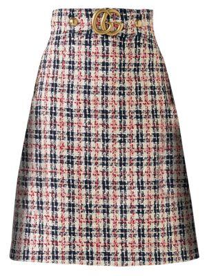 A-Line GG Skirt