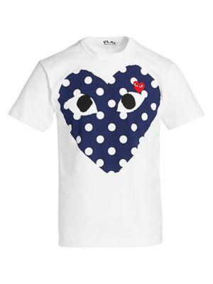 Polka Dot Logo T-Shirt