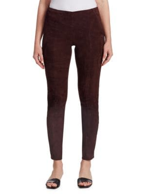 Cosso Suede Pants