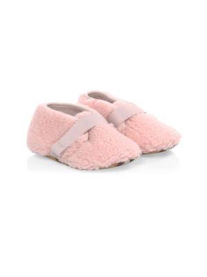 Baby Girl's Charlton Shearling Shoes