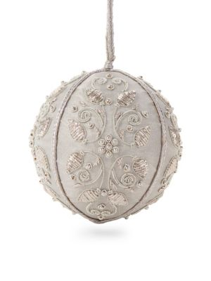 Holiday 2018 Ball Ornament