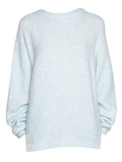 아크네 스튜디오 Acne Studios Pullover Crewneck Sweater,Dusty Blue