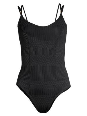 AMORESSA Milky Way Aquila One-Piece Swimsuit