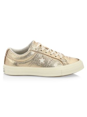 One Star Ox Leather Sneakers