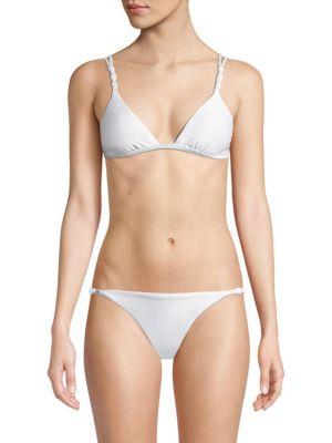 VIX BY PAULA HERMANNY Rope Bikini Top