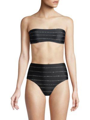 VIX BY PAULA HERMANNY Bandeau Bikini Top