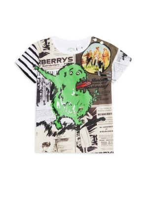 Baby Boy's & Little Boy's Monster Tee