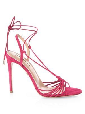 Magenta Whisper Sandals