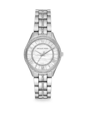 Mini Lauryn Stainless Steel Bracelet Watch