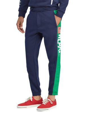 Jersey Track Pants by Polo Ralph Lauren