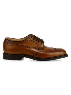 Toronto Leather Wingtip Brogues