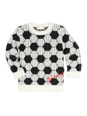 Little Boy's & Boy's Montie Sweater