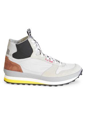 TR3 High-Top Sneakers