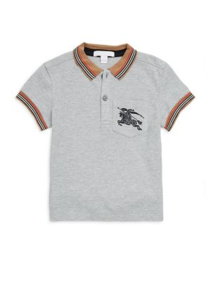 Baby's & Kid's Cotton Polo Shirt
