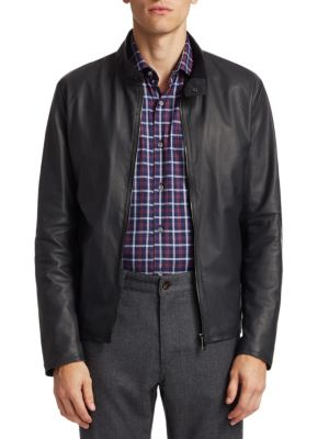 COLLECTION Leather Jacket