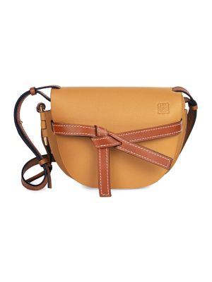 Gate Small Leather Bag by Loewe