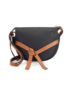 LOEWE Gate Small Leather Bag