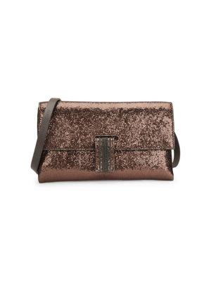 Broken Glass Leather Wallet