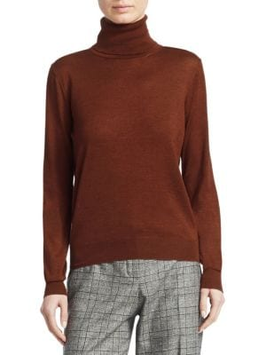 Dolce Vita Bray Cashmere Turtleneck Sweater