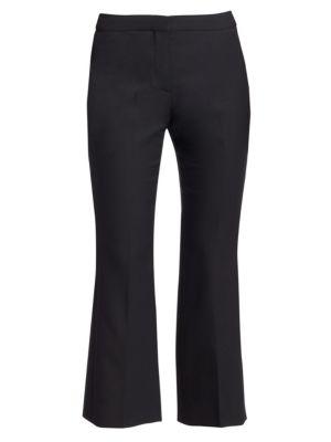 Tuxedo Kick-Flare Pants