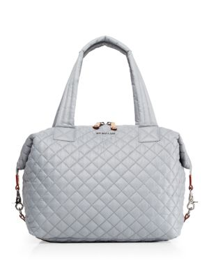 LARGE SUTTON TOTE - GREY