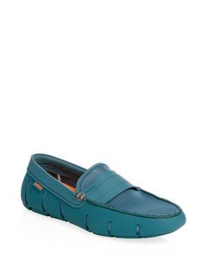 SWIMS Stride Single Band Keeper Loafers