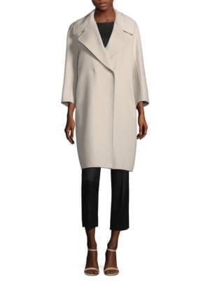 Leo Notch Lapel Coat