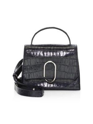 Alix Mini Leather Satchel