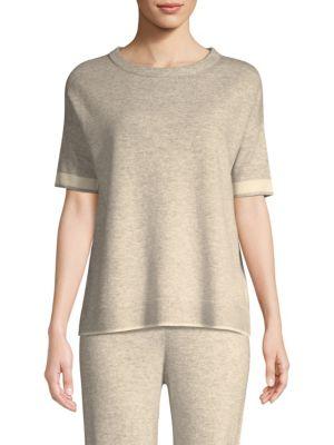ESCADA SPORT Sostra Wool & Cashmere T-Shirt