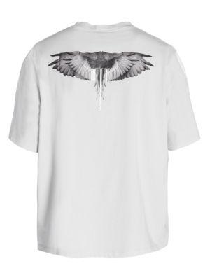 Wings Barcode Tee