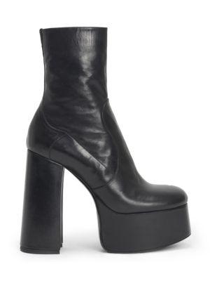 Billy Platform Leather Boot