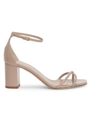 Lou Lou Crisscross Leather Sandals