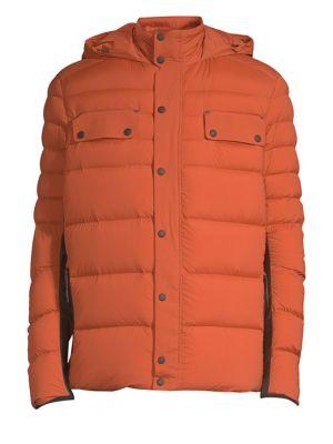 BELSTAFF Origins Atlas Puffer Jacket