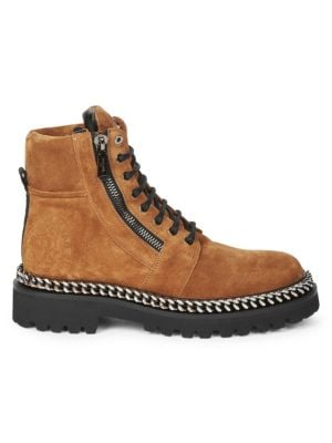 Ranger Suede Boots