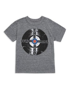 Little & Big Boy's The Who T-Shirt